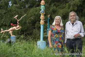 Koppel Raymond Minnen en Maria Van Grieken stelt tegelijkertijd tentoon in 't Getouw - Het Nieuwsblad