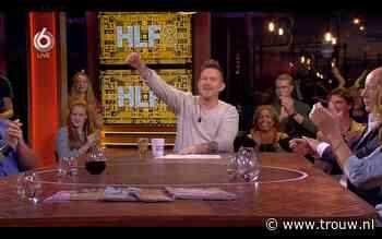 Johnny de Mol is klaar voor 'talk' en 'show', maar talkshow is een moeilijker vak - Trouw