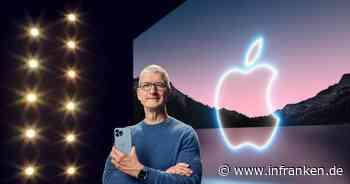 Apple setzt bei neuen iPhones auf bessere Kameras