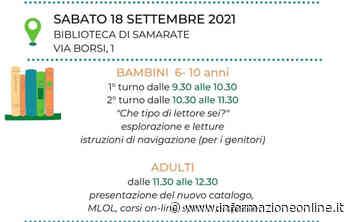Samarate, i nuovi orari della biblioteca chiamano grandi e piccini - InformazioneOnline.it