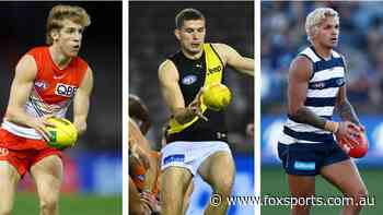 Kangaroos' big offer for Callum-Coleman Jones; Dylan Stephens now faces '50-50 call': AFL Trade Whispers