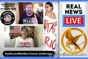 Hunger Games Hypocrisy? AOC, VAXX Passports and Financial Catastrophe?