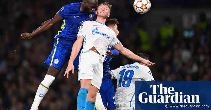 Romelu Lukaku gets champions Chelsea off to perfect start against Zenit