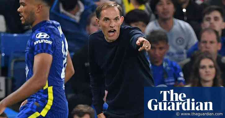 'Slow it down': Tuchel's patience pays off as Chelsea find a way past Zenit   Jacob Steinberg