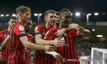 Bournemouth 2-1 QPR: Cherries maintain unbeaten start in the Championship
