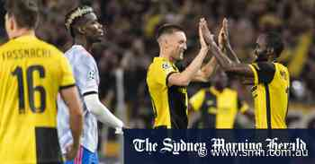 Swiss side stun Manchester United, Bayern thump Barca in Champions League