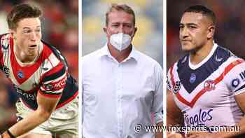 Roosters lose star forward as Robbo's rake ruled out: Finals Teams Analysis