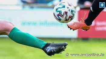 Fußball-Bezirksliga am Mittwoch: SV Emstek spielt zu Hause gegen SFN Vechta - Nordwest-Zeitung