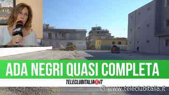 Villaricca: si attende l'ultimo collaudo per il piano superiore, la scuola Ada Negri quasi pronta - Teleclubitalia