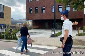 Mondmaskerplicht in schoolomgeving leidt tot pittige discuss... (Zaventem) - Het Nieuwsblad