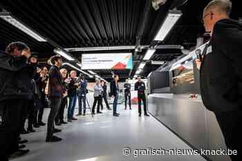 Fujifilm organiseert live Europees klantenevent in Zaventem - Grafisch Nieuws