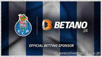 FC Porto tem um novo Betting Sponsor - Diário Digital