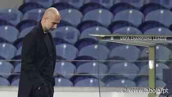 Guardiola recorda empate com o FC Porto: «Podem dizer que fomos um fracasso» - A Bola