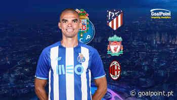 Os analytics dos adversários do Porto na Champions 21/22 - GoalPoint