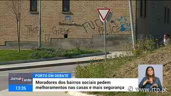 Debate entre candidatos à Câmara do Porto é esta noite - RTP