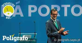 Câmara do Porto alugou em 2018 um carro extra para a Presidência por quase nove mil euros? - Polígrafo - Polígrafo