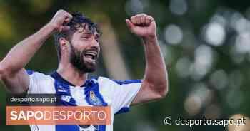 """Felipe recorda passagem pelo FC Porto antes do reencontro: """"Guardo um carinho muito grande..."""" - SAPO Desporto"""