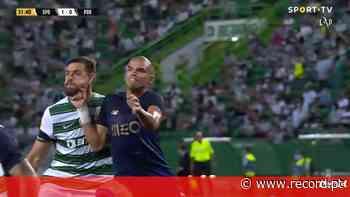 Novo golpe numa relação fria entre Sporting e FC Porto - Record