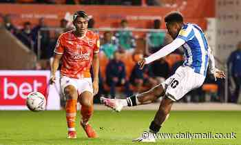 CHAMPIONSHIP ROUND-UP: Huddersfield leapfrog QPR to fourth, as Blackpool slip into the bottom three