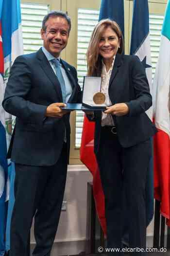 Mejía nominada a la vicepresidencia regional de la Unión de ciudades - El Caribe
