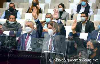 Proponen exhorto a Congreso de la Unión para etiquetar recursos para damnificados - Quadratín Hidalgo