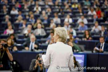 Debate sobre el estado de la Unión 2021 | Noticias | Parlamento Europeo - European Parliament