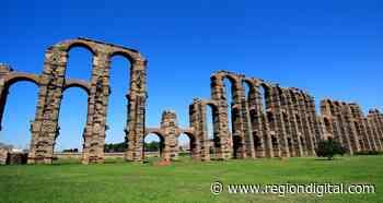 El 25 septiembre en Merida, Extremadura conmemorará por primera vez el Día del Turismo - Región Digital