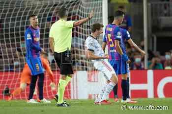 0-3. El Barcelona no puede con un Bayern de Múnich muy superior - EFE - Noticias