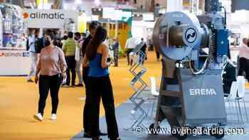Fira de Barcelona despega con el primer salón industrial - La Vanguardia