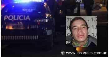 Cayó el presunto ladrón de San Rafael que tenía pedido de captura nacional - Los Andes (Mendoza)