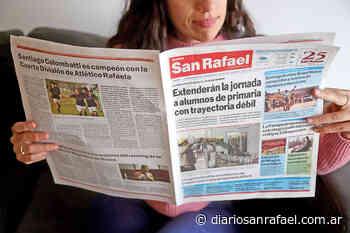 25 años al servicio de nuestra comunidad e impulsando el desarrollo regional - La información justa - Diario San Rafael