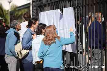 Asistencia a votar: San Rafael tuvo la participación más alta del Sur, pero estuvo entre los más bajos de la provincia - La información justa - Diario San Rafael
