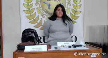 Trujillo: Envían a la cárcel a mujer por portar arma de fuego - Diario Correo