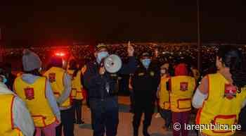 Trujillo: patrullaje de policías y ronderos permite recuperar camioneta robada - La República Perú