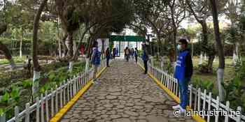 Trujillo: Jardín Botánico reabre sus puertas y su atención será diaria - La Industria.pe