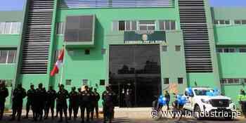 Trujillo: inauguran moderna comisaría La Noria | TRUJILLO - La Industria.pe