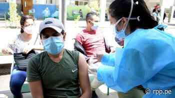 Vacunación en Trujillo, Chiclayo y Piura: ¿En qué edades están las ciudades más grandes del norte? - RPP Noticias