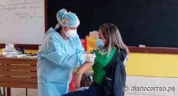 Trujillo: Mayores de 25 años acuden a recibir primera dosis contra COVID-19 (FOTOS) - Diario Correo