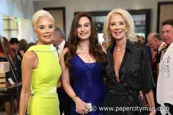 Houston TV News Host and Philanthropic Angel Make Powerful Statements For Animals at PetSet Gala - PaperCity Magazine