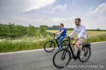 Tielt wil iedereen op de fiets krijgen (Tielt) - Het Nieuwsblad