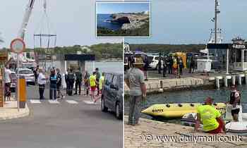 Two 'British' men fall to their death while rock climbing WITHOUT a rope in Majorca - Daily Mail