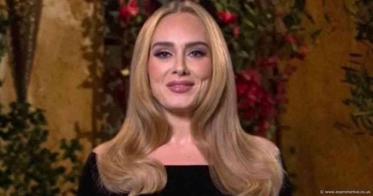 Adele's surprising link to a former Emmerdale favourite - YorkshireLive - Yorkshire Live
