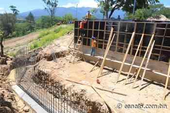 En Gracias: Avanza construcción de concha acústica en Fortaleza de San Cristóbal   CBC Canal 6 - canal6.com.hn