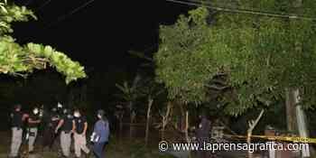 Muere pareja de ancianos en un incendio en su vivienda en Quezaltepeque - La Prensa Grafica