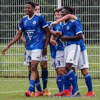 Nos U19 dominent le FC Metz - Racing Club de Strasbourg Alsace