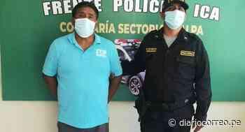 Detienen a exalcalde de Palpa, Justo Mantilla que era buscado por el Poder Judicial - Diario Correo