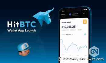 The Launch of the HitBTC Wallet App - CryptoNewsZ