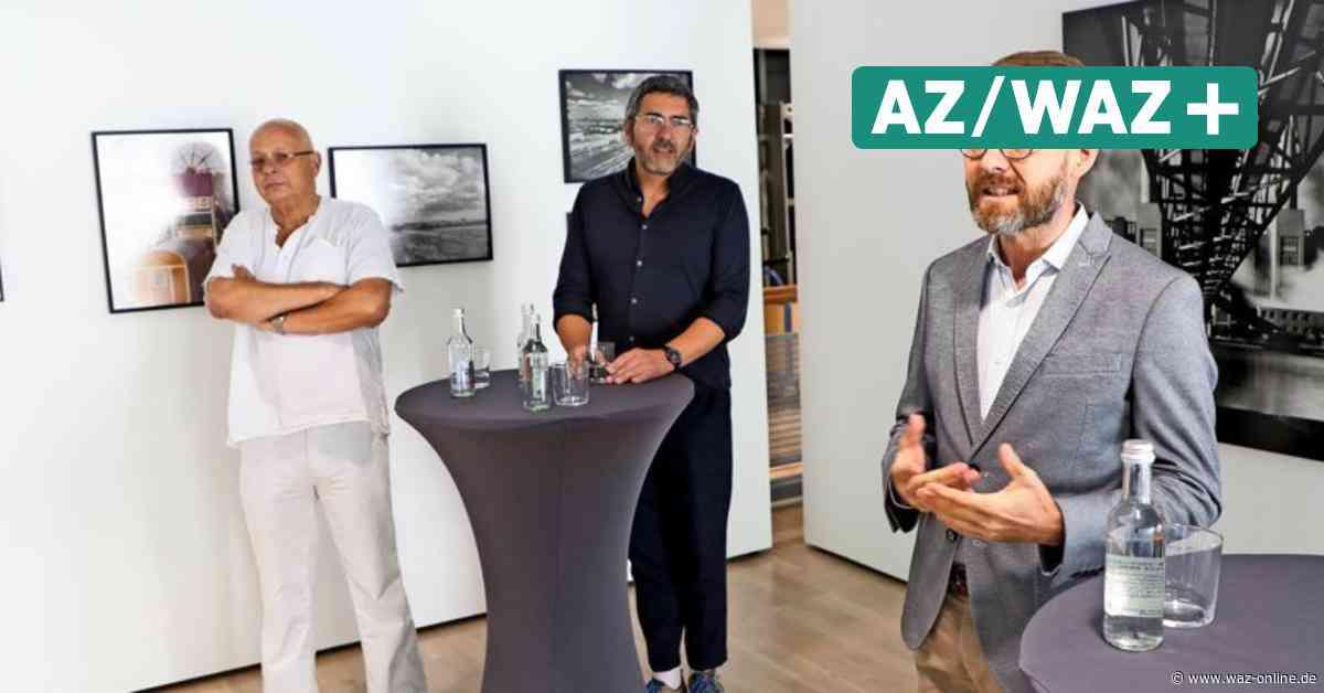 50 Jahre Kraftwerk: Ausstellung würdigt in Wolfsburg Heidersbergers Werk - Wolfsburger Allgemeine