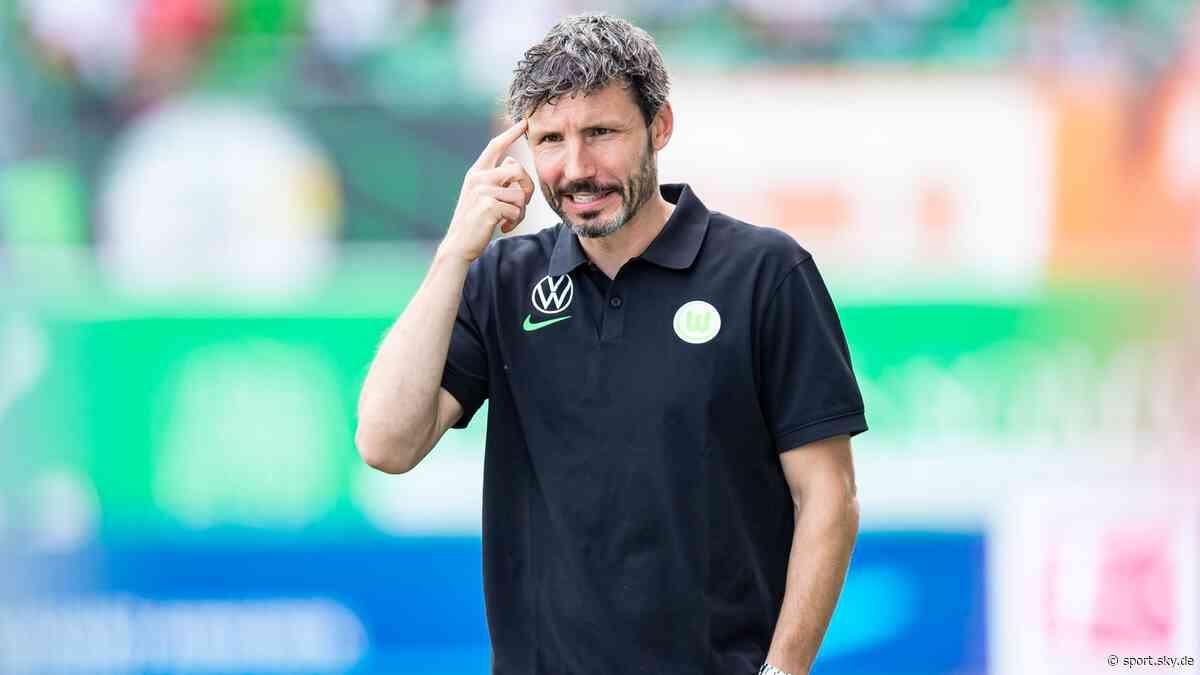 VfL Wolfsburg News: Mark van Bommel will auch als Trainer seinen Stempel aufdrücken - Sky Sport