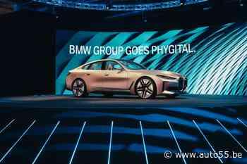 BMW organiseert eigen salon in Bornem (maar gelooft nog in salon van Brussel) - Auto55.be
